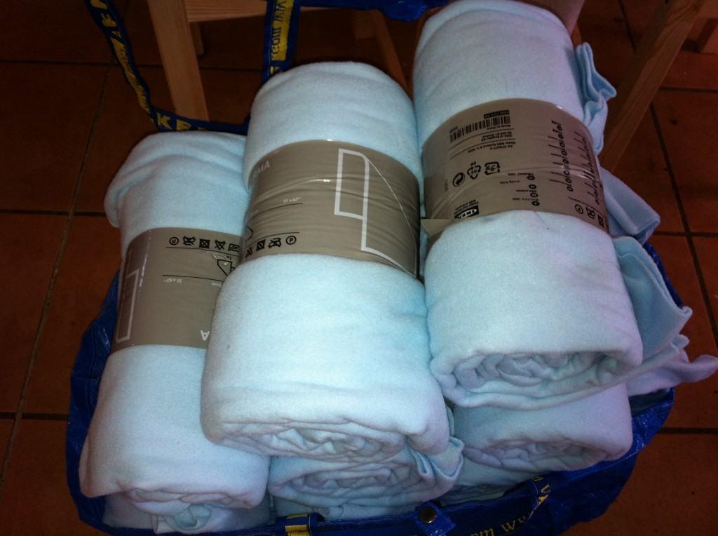 Ikea Für Papageien Irma Fleece Decke Schützt Möbel Und Fußböden