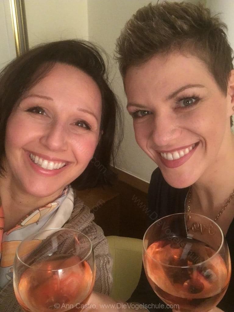 Franzi und ich: Die Feier vor der Feier