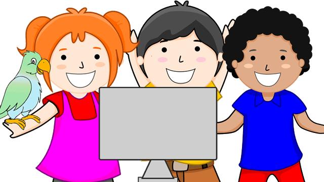 Freundliche Lerngruppenzum Austausch mit deinen Mitschülern