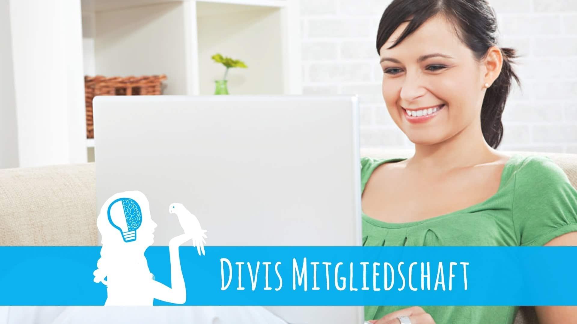 Divis-Mitgliedschaft