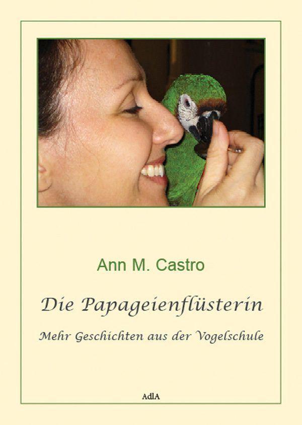Die Papageienflüsterin Buch Cover