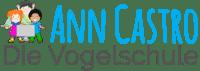 Die Vogelschule für Papageien & Sittiche Logo Ann Castro