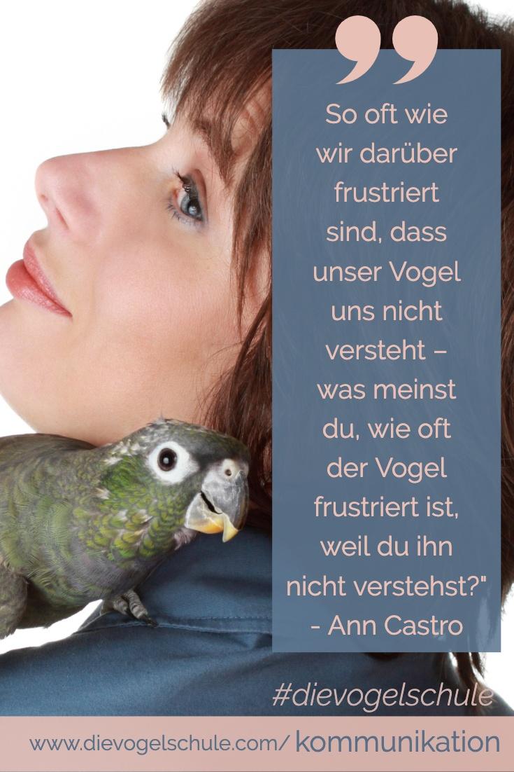 Kommunikation Papageien & Sittiche 2