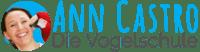 Logo Ann Castro Papageien Sittiche